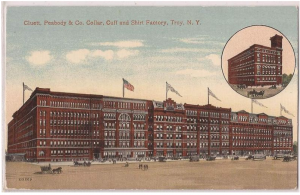 Cluett Peabody Postcard