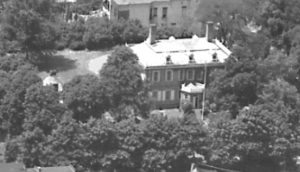 Schuyler Mansion, still standing today.