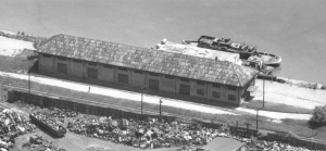 Tug and Warehouse