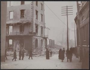 Delavan house fire 1894 MNY20326