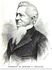 Edward C Delavan