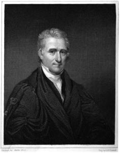 Eliphalet Nott, 1820