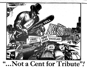 Not a cent for tribute 1931