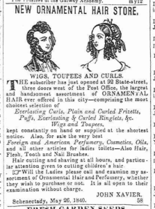 Ornamental Hair