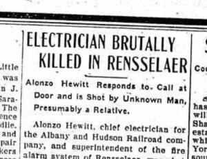 Electrician Brutally Killed in Rensselaer