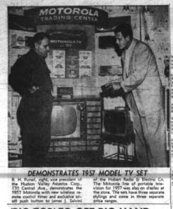 Hudson Valley Asbestos 1957