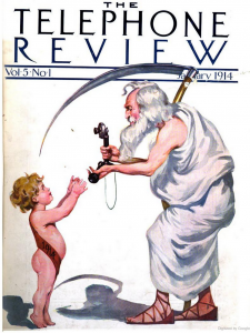 The Telephone Review 1914