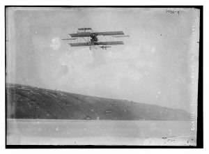 Curtiss Flight from Albany to New York, from the Library of Congress http://www.loc.gov/pictures/item/ggb2004008242/