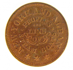 People's Line token side 1