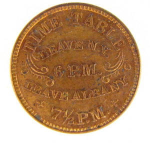 People's Line token side 2