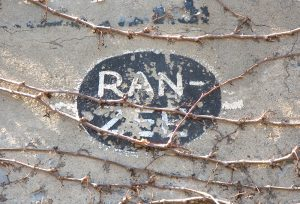 Ran-Zee Sign Logo