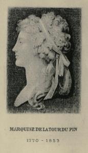 Marquis de la Tour du Pin
