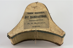 Albany Institute Mayell Hat Box