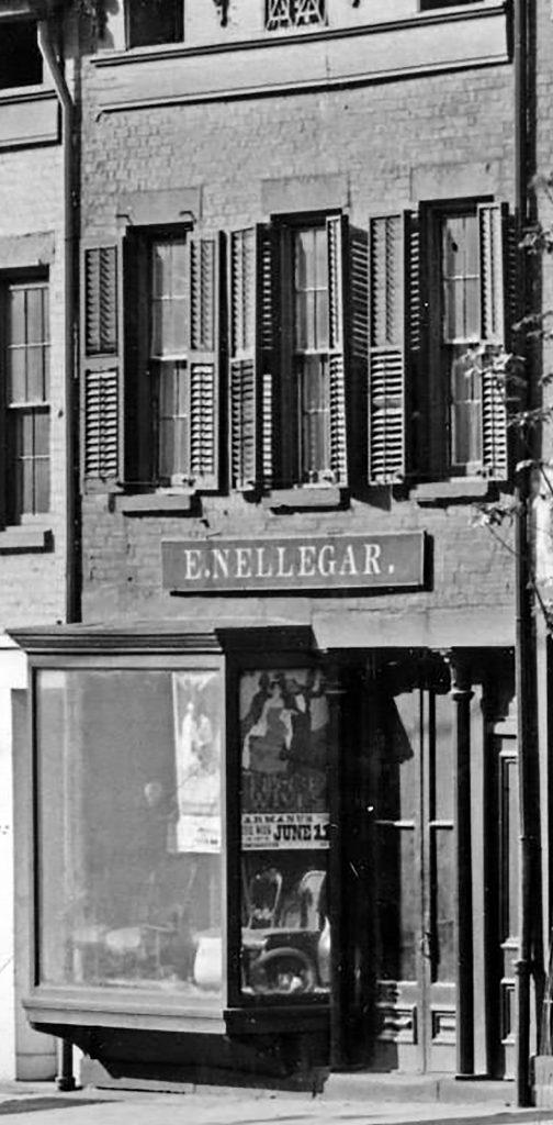 Edwin Nellegar