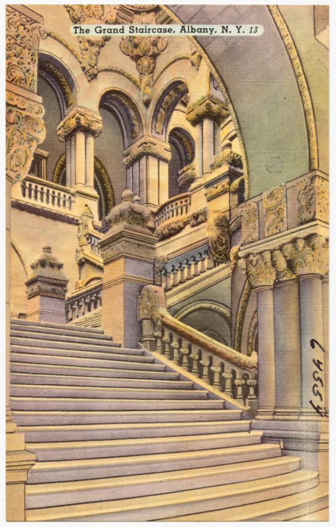 Capitol Grand Staircase