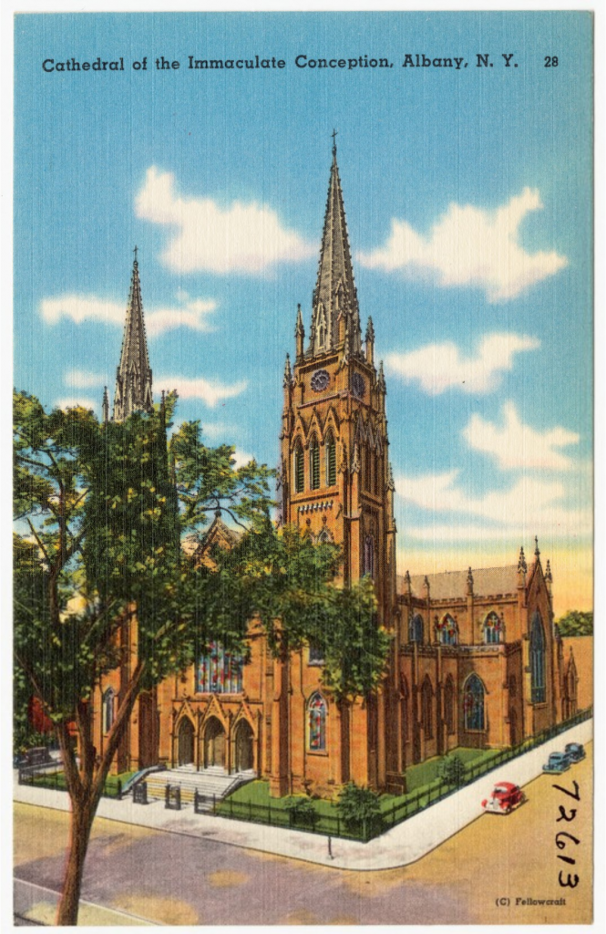 Cathedral Immaculate Conception
