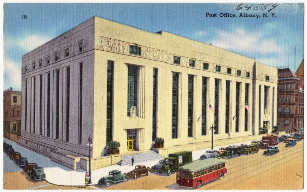 Post Office, Albany, NY