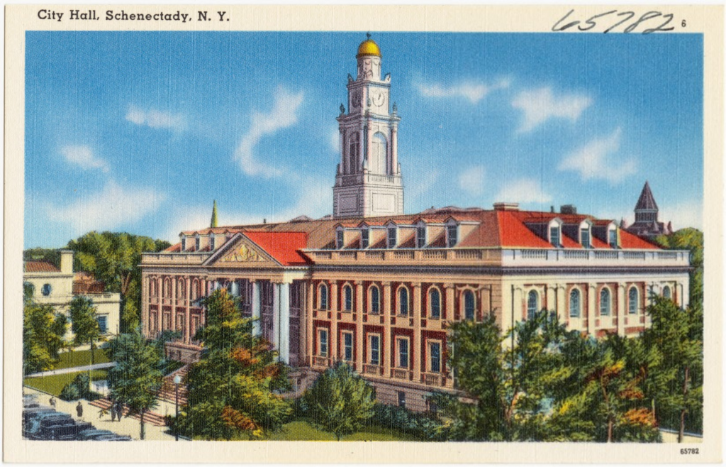 Schenectady City Hall