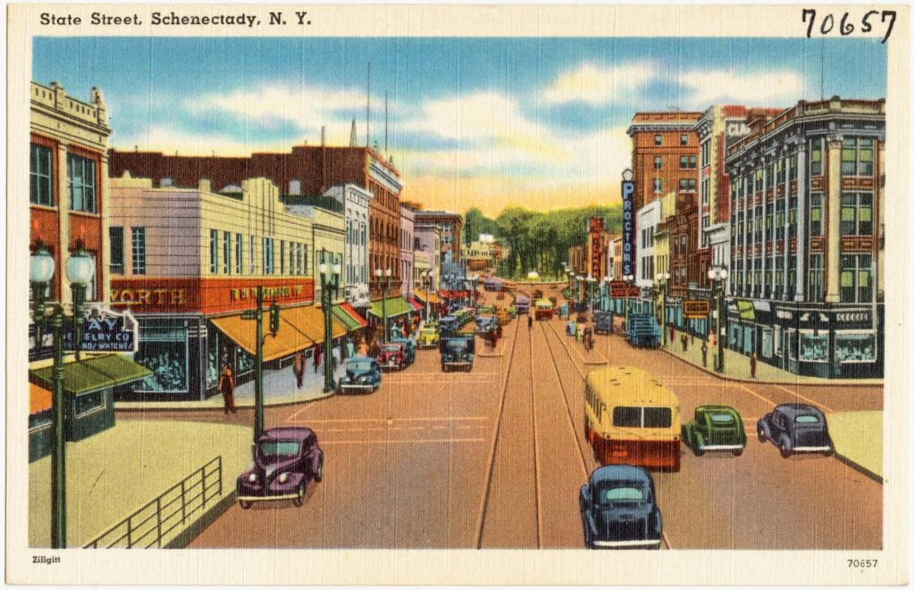 State Street Schenectady