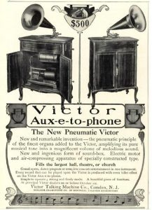auxetophone ad
