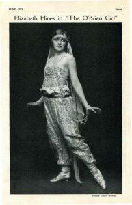 Elizabeth Hines 1921 Tatler