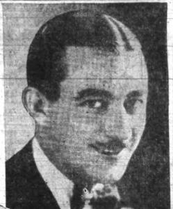 Ward Crane 1927