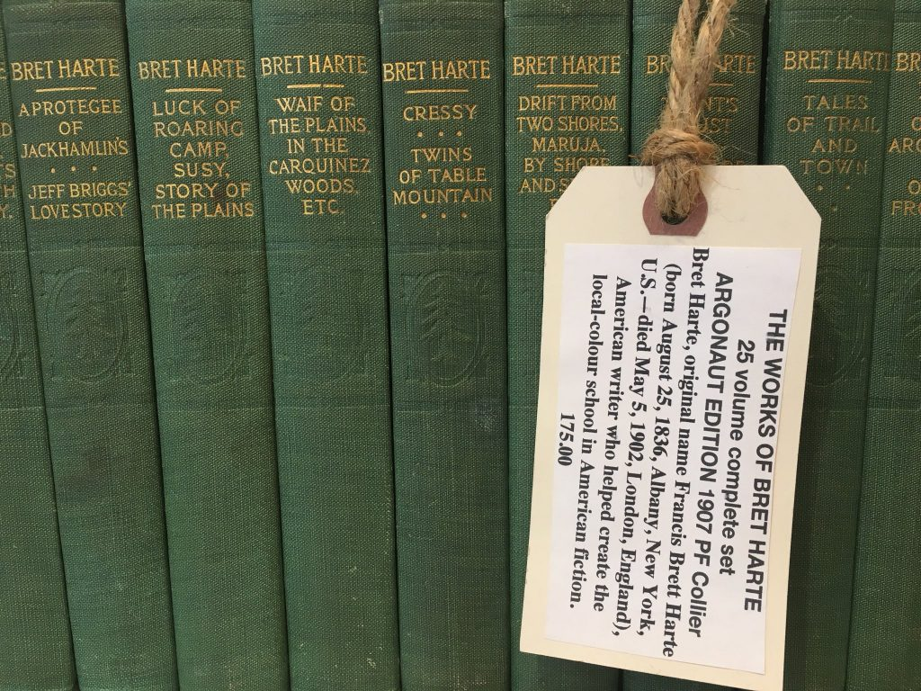 Bret Harte Books
