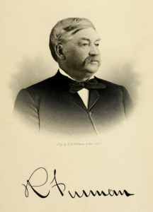 Col. Robert Furman of Schenectady