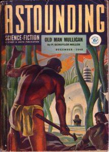 Astounding Science Fiction P Schuyler Miller story