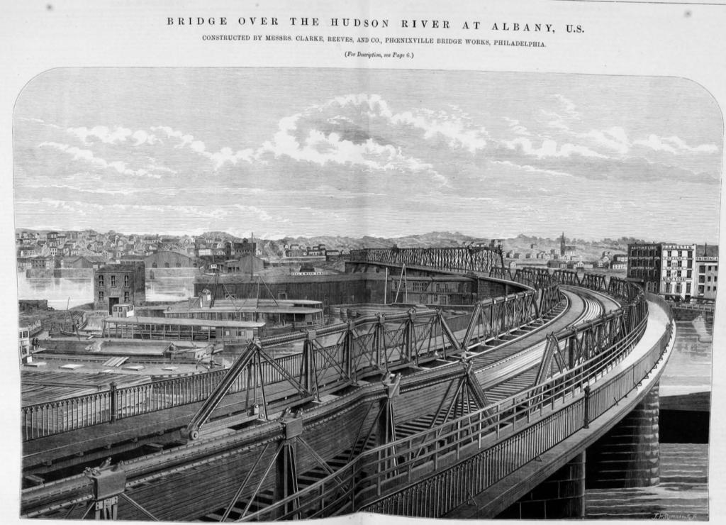 Maiden Lane Bridge Curve