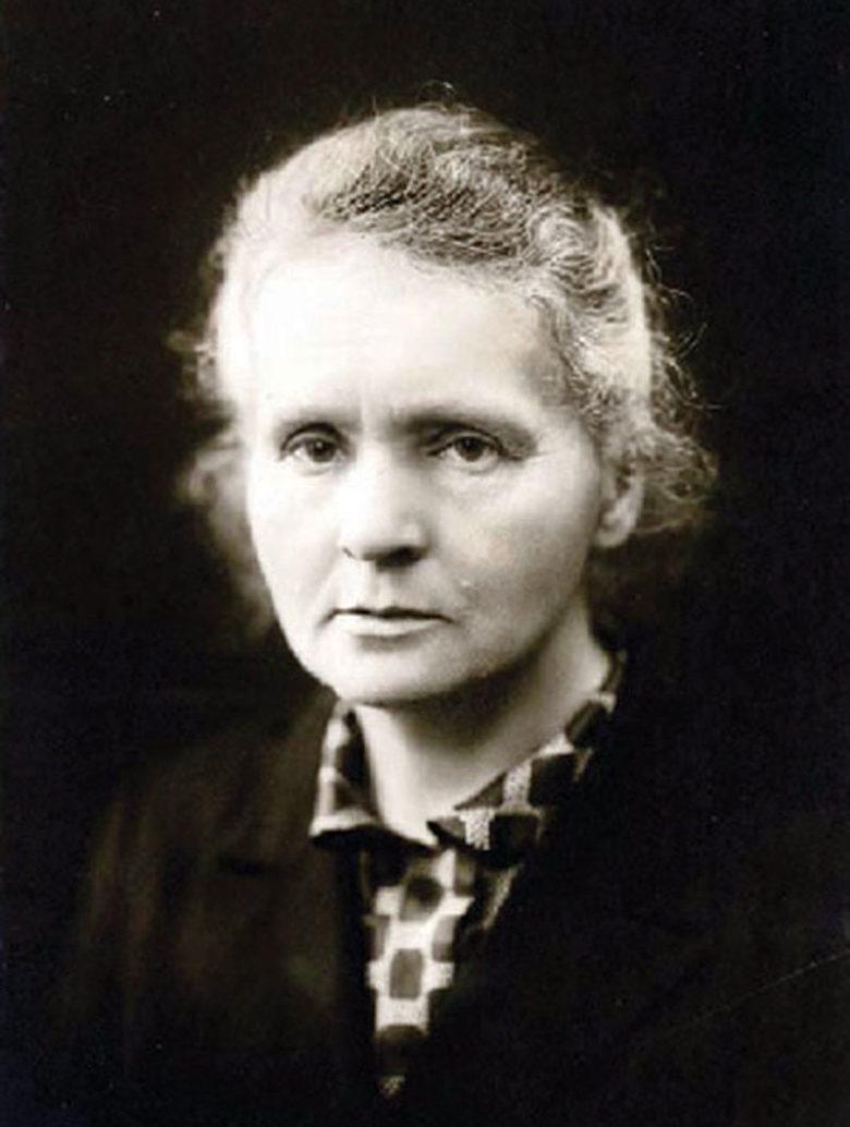 Marie Curie, ca. 1920