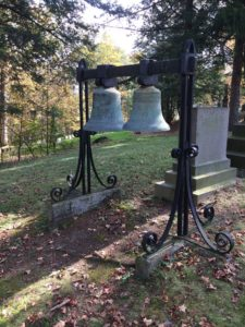Rice monument at Albany Rural Cemetery