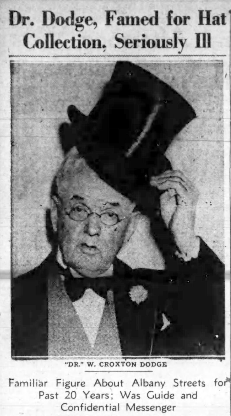 Dr W Croxton Dodge