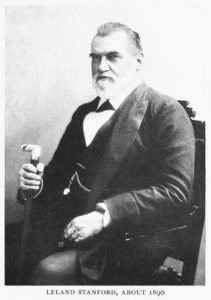 Leland Stanford 1890