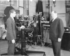 Mechanical Television Projector