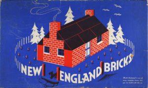 Embossing Company New England Bricks