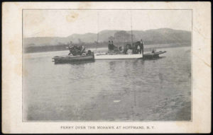 Hoffmans Ferry from NY Heritage