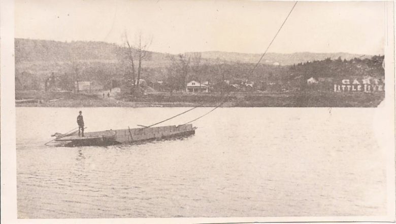 Hoffmans Ferry