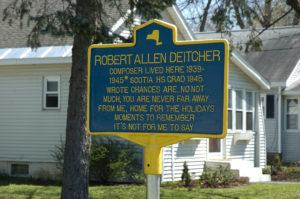 Robert Allen Deitcher marker Scotia DSC_2576
