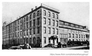 The Townsend Furnace on Broadway