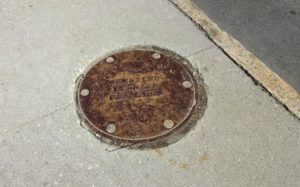 townsend furnace utility cover