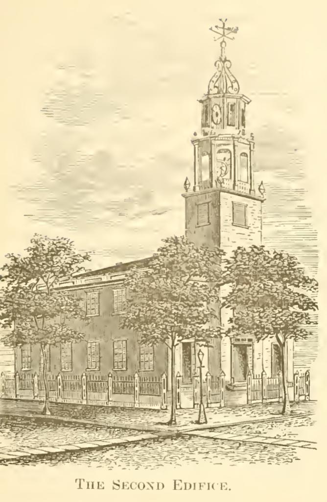 Presbyterian Church Number 2, 1797